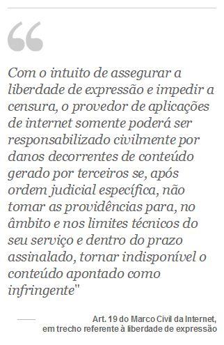 Entre Aspas - Marco Civil da Internet
