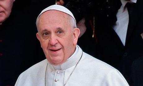 Papa diz que 'sem Igreja', nós não somos cristãos