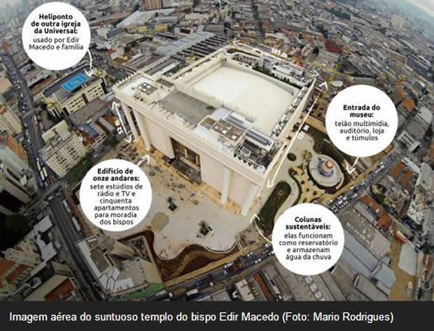 O suntuoso 'Templo de Salomão' - 01