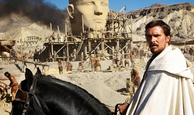 Com Christian Bale como Moisés, filme sobre Êxodo promete impressionar