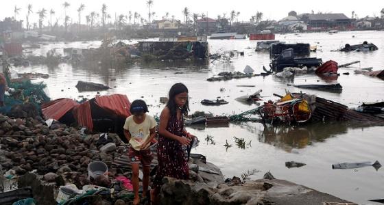 Tempos extremos: Mudanças climáticas