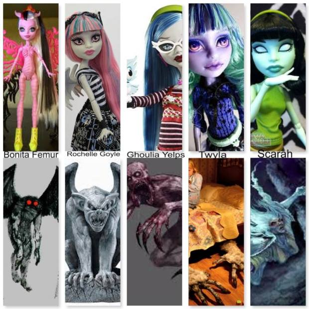 Monster High: o que há por trás da linha de bonecas monstro