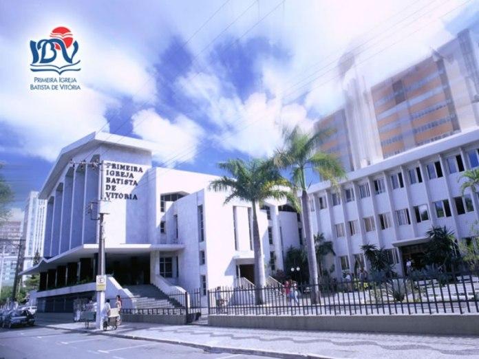 Pr. Oliveira de Araújo - Primeira Igreja Batista de Vitória - ES