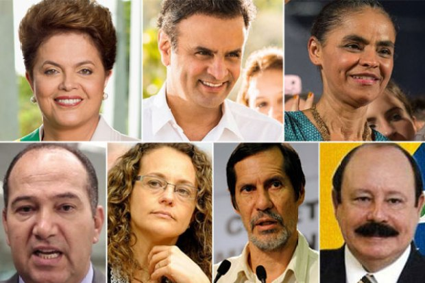 Os candidatos, as propostas de bem-estar e os currais