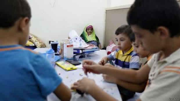 Vítimas do 'Estado Islâmico' encontraram abrigo na Jordânia - 2