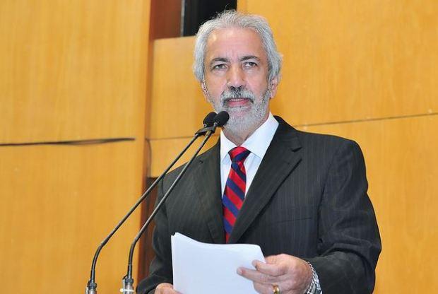 Deputado Esmael Almeida (PMDB) - Assembleia Legislativa do Espírito Santo