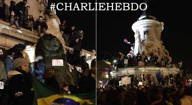 Liberdade de expressão não vale sem fraternidade #CHARLIEHEBDO, por Erika Gentille