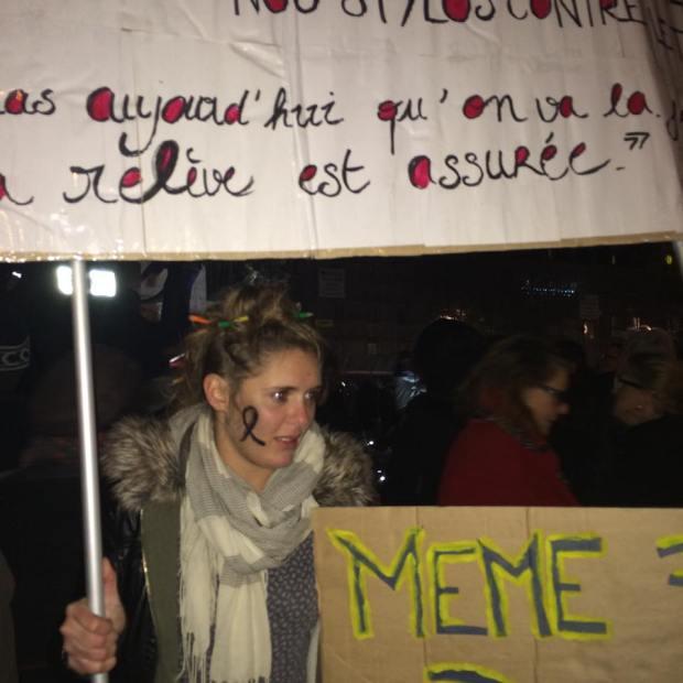 Liberdade de expressão não vale sem fraternidade #CHARLIEHEBDO por Erika Gentille