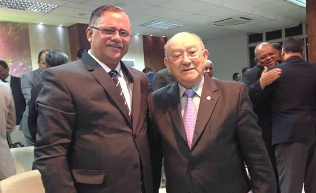 Escolhido e empossado novo Presidente da Assembleia de Deus no estado de Alagoas
