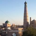 ヒヴァ、イチャン・カラの町と人々をご紹介【ウズベキスタン】