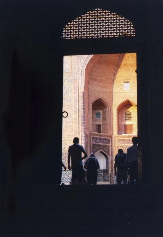 カラーン・モスク【ウズベキスタン(ブハラ)】
