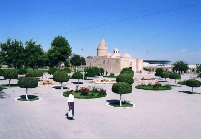 預言者ヨブの泉、チャシュマ・アイユブ【ウズベキスタン(ブハラ)】