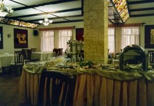 ホテル、グランドオルズの朝食