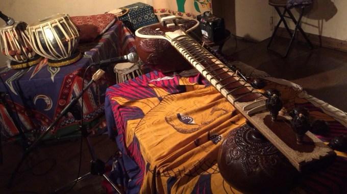 インド音楽ライブ