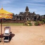 バイクタクシーで巡るアンコール遺跡群《14寺院訪問!》【カンボジア】