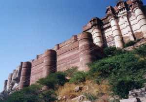 ジョードプル、メヘランガル城