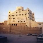 はるばるたどり着いたアラビアの辺境の町「サユーン」【イエメン】