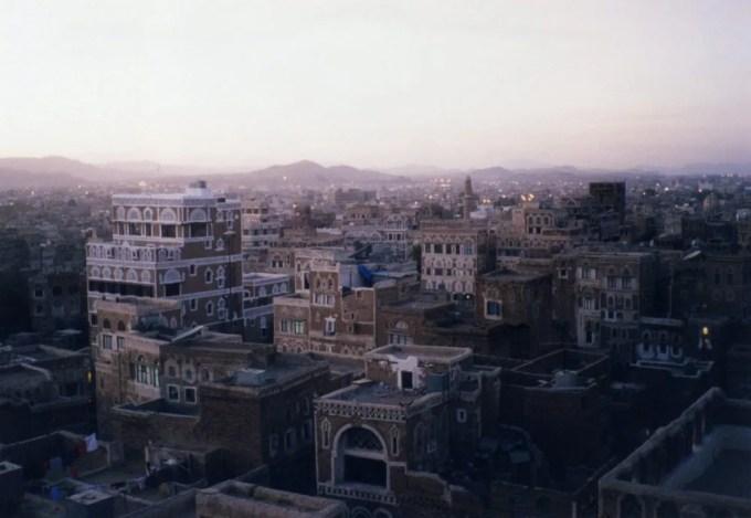 イエメン サナア