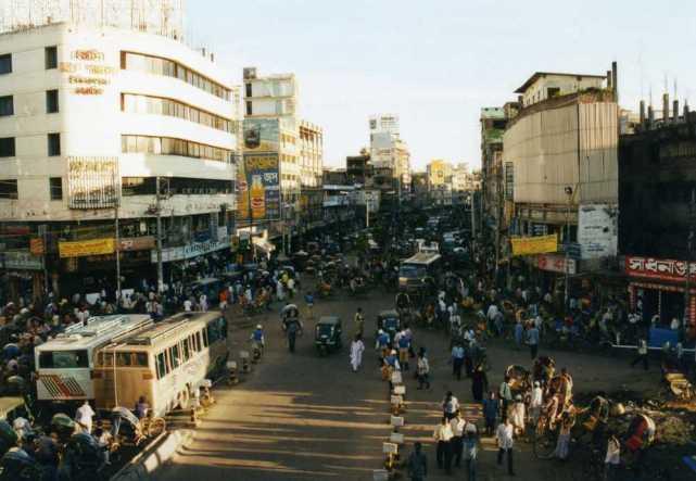 バングラデシュ ダッカ