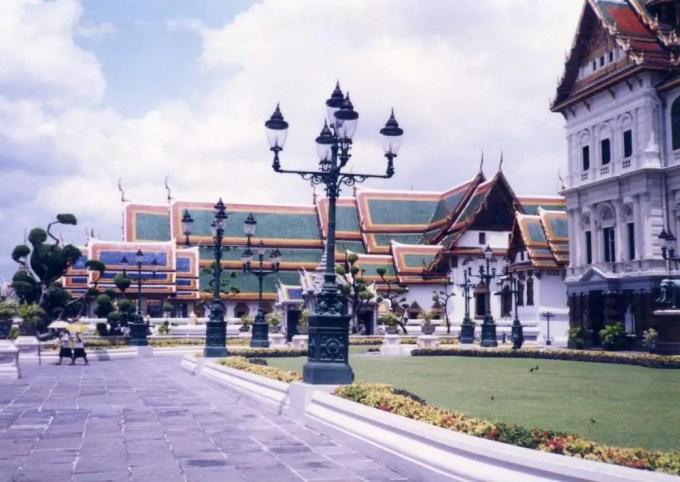 バンコク 王宮