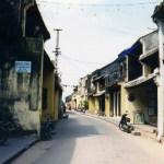 黄色い建物の並ぶ、かつて日本人が暮らしていた町「ホイアン」【ベトナム】