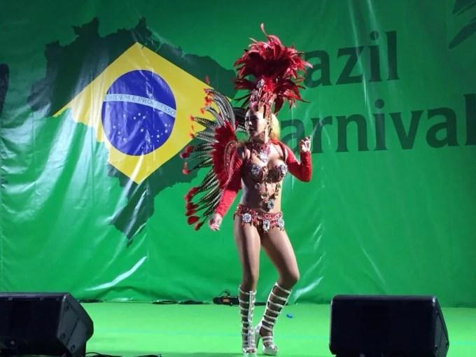 ブラジルカーニバル