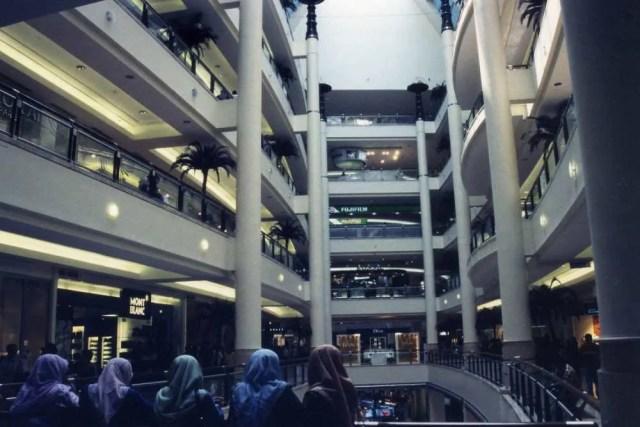 マレーシア クアラルンプール ペトロナスツインタワー