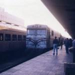 エジプトの列車旅。到着したルクソール駅ではすごい客引き合戦が!【エジプト】