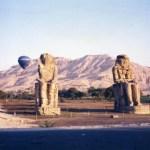 炎天下のルクソール、王家の谷やハトシェプスト女王葬祭殿をめぐる【エジプト】