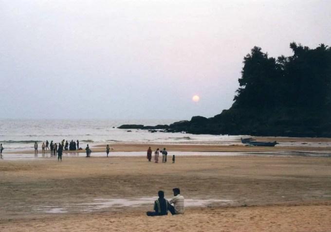 黄金のゴア!パナジの街とオールド・ゴア、そして、ビーチ【南インド】