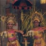 ガムランの調べに乗せて♪神様に捧げるバリ島の舞踊