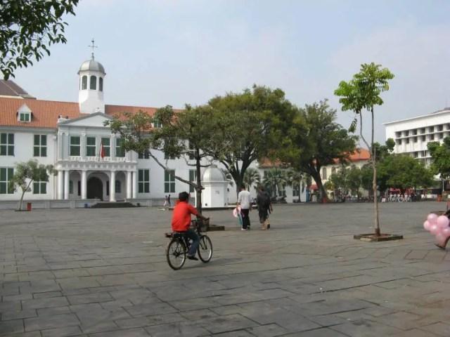 インドネシア ジャカルタ コタ