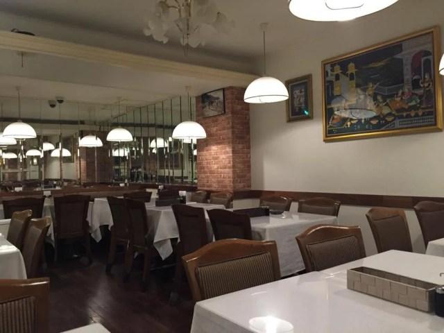 新宿 カラチ カレー・インド料理