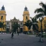 首都「リマ」。侵略者ピサロが造ったコンキスタ(征服)の中心【ペルー】