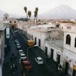 世界遺産「アレキパ」ミスティ山に抱かれた白い街【ペルー】