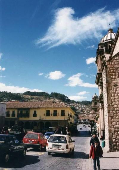 ペルー クスコ