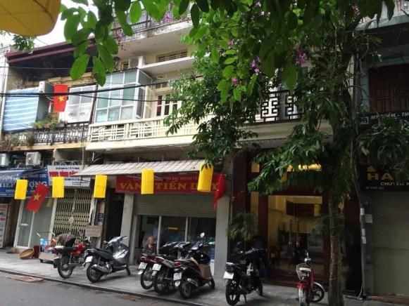 ベトナム2 パラダイスブティックホテル