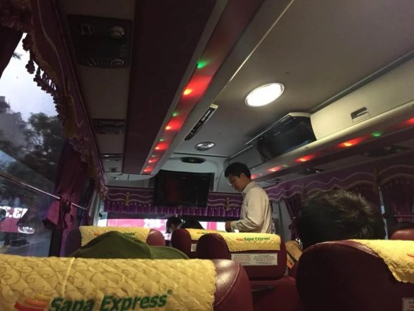 ベトナム2 ハノイからサパへのバス