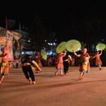 夜遅くまで賑わう週末のサパの街【ベトナム】