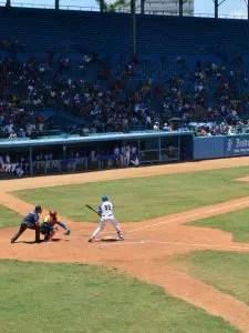 キューバ 野球