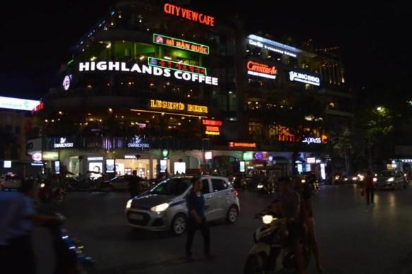 ベトナム4 ハノイ旧市街