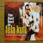 ♪フェラ・クティ/ベスト・オブ・フェラ・クティ(Fela Anikulapo Kuti)