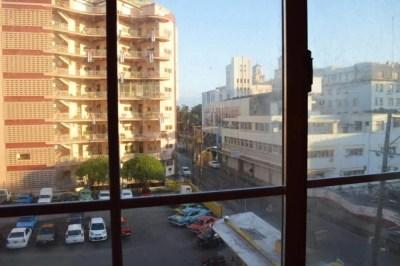 ホテル・ベダードの部屋からの眺め (ハバナ)【キューバ Cuba】