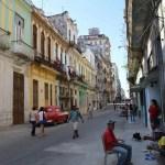 ハバナ新市街から「マレコン通り」を歩いてセントロ・アバーナ地区へ(Habana)【キューバ】