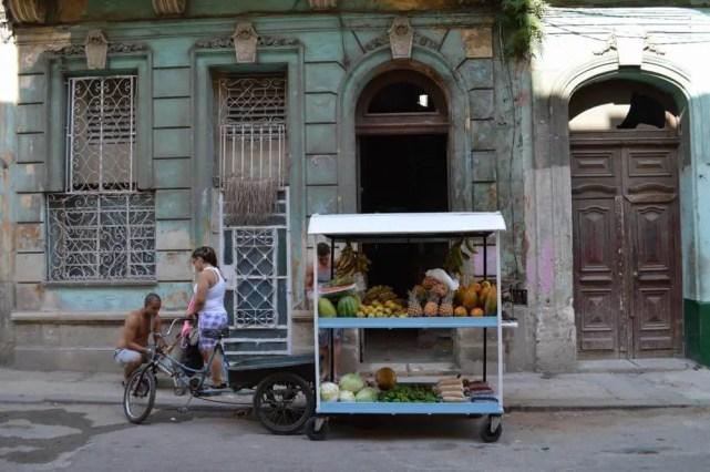 ハバナ旧市街の風景 【キューバ Cuba】