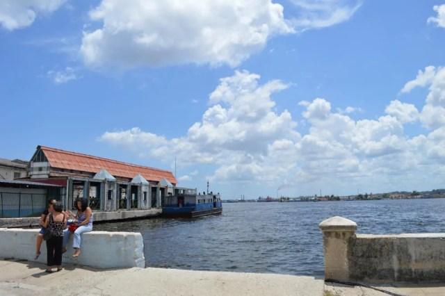 港、ハバナ旧市街 【キューバ Cuba】