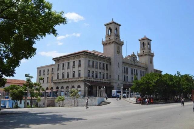 ハバナ中央駅、ハバナ旧市街 【キューバ Cuba】