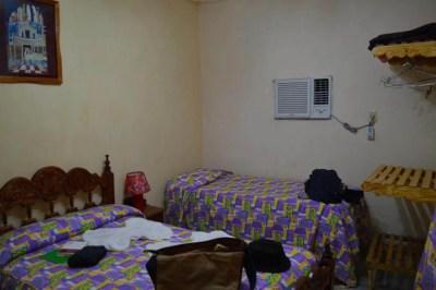 トリニダーのカサ(民宿)の部屋 【キューバ Cuba】