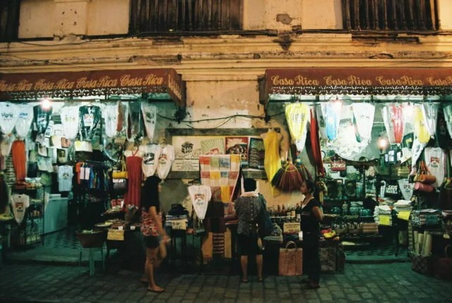 フィリピン、ビガン。世界遺産、ビガン歴史都市