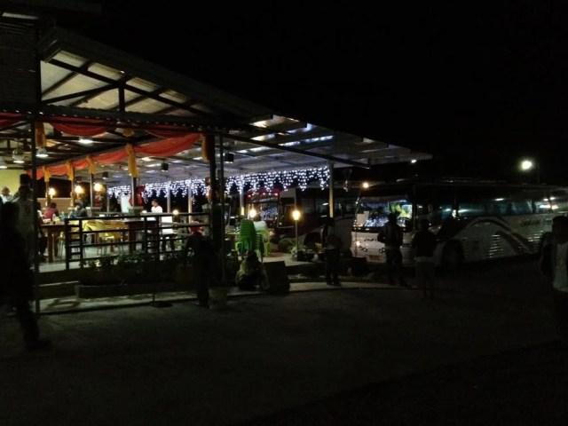 フィリピン、バナウェ。バナウェから夜行バスでマニラへ。所要9時間